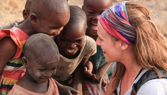Bringing water to Tanzania