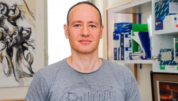 Prof. Tamir Tuller- by Rafael Ben Menashe