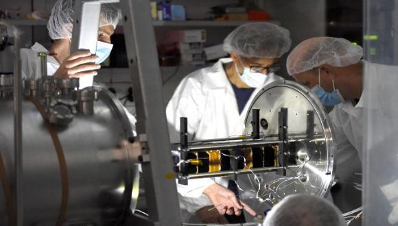 Miniature Satellite Lab