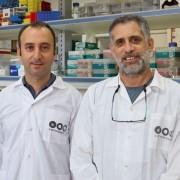 Dr. Dan Yamin and PhD student Matan Yehezkeli