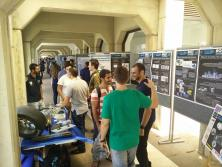 Poster presentation – final project, Mechanical Engineering May 2016